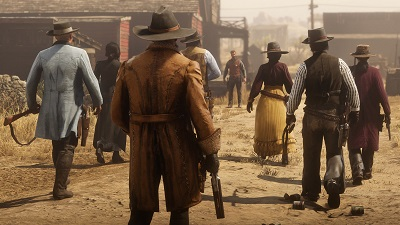 Red Dead Online leaves beta with new update