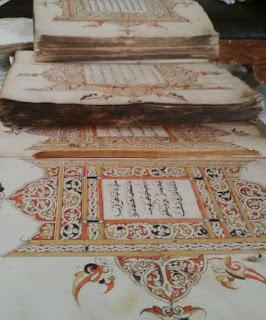 Tradisi Guratan Tinta Leluhur (Bagian I)