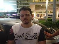 Preso Romarinho, um dos maiores assaltantes de banco da PB que foi resgatado do PB1