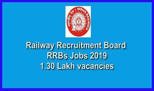 RRB Jobs 2019