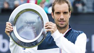 Gasquet wins Libema Open title