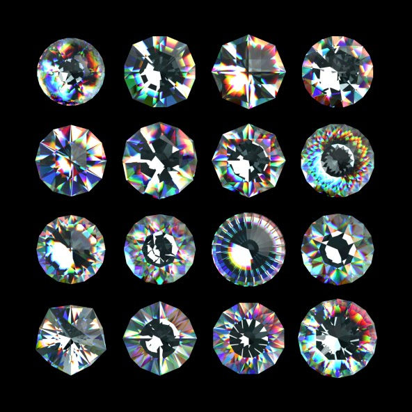 c43866ef14536 Cubic Zirconia: The Accidental Diamond Simulant | Beads Guru