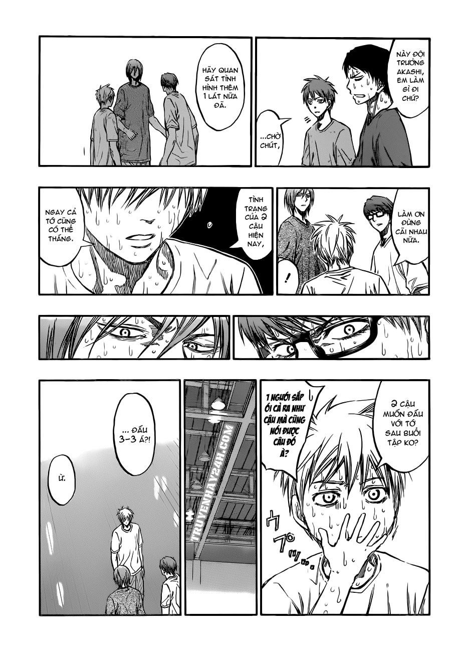 Kuroko No Basket chap 212 trang 13