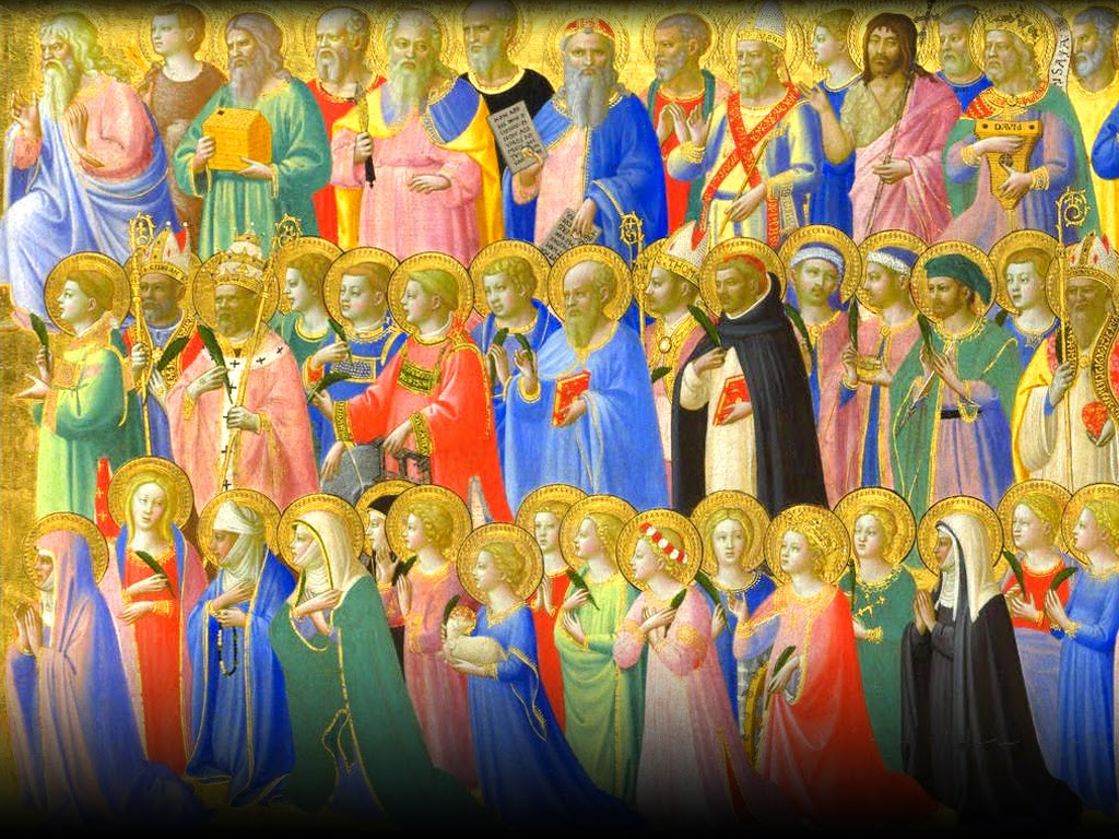 Holy Mass Images Solemnity Of All Saints