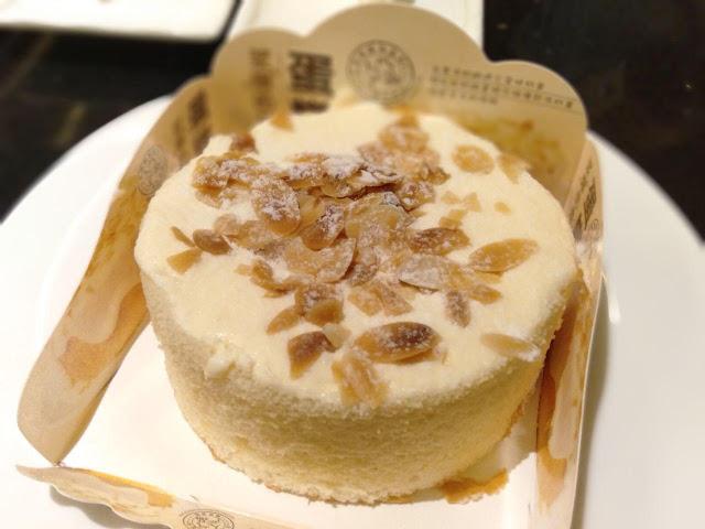 Sea Salt Lava Cake