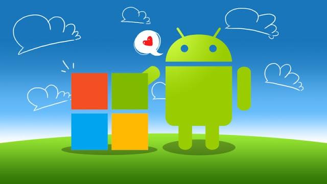مايكروسوفت تقوم بتطوير طريقة لتشغيل تطبيقات أندرويد مباشرة على ويندوز