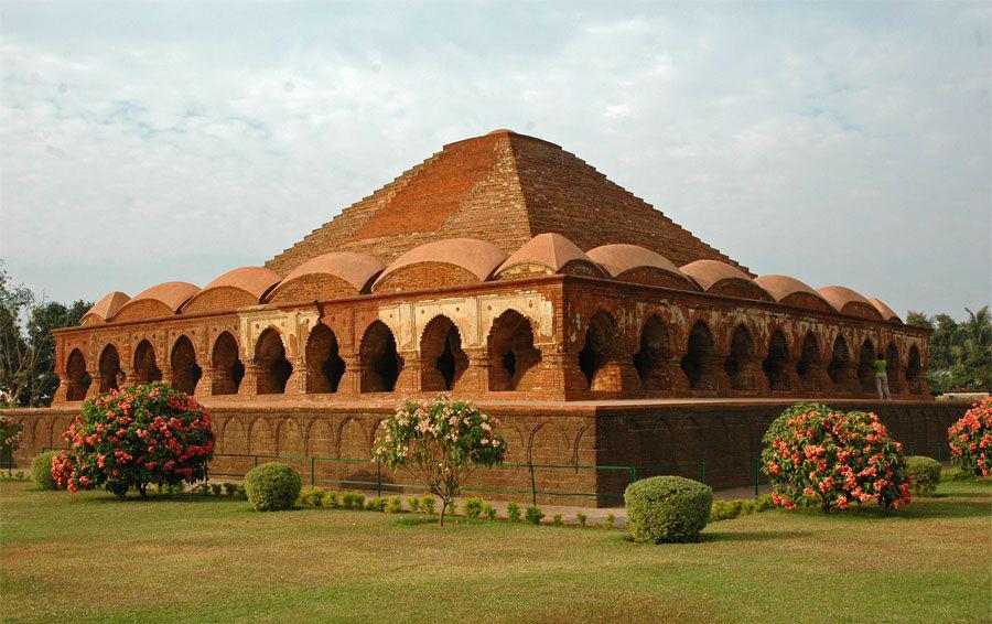 Image result for রাসমঞ্চ, বিষ্ণুপুর