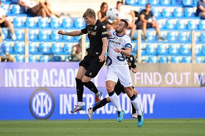 اهداف مباراة انتر ميلان وبارما (2-0) مباراة ودية