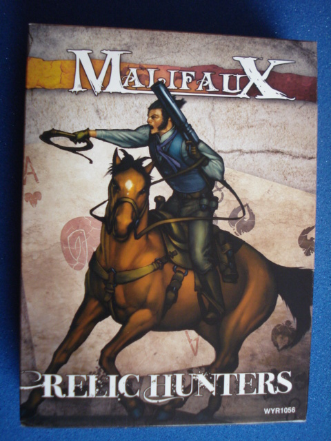 GMorts Chaotica: Unboxing Malifaux - Lucas McCabe's Relic