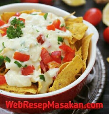 Nachoc saus Salsa, Resep nachos saus salsa,