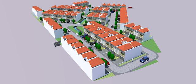 Site Plan Hunian