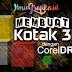 Tutorial CorelDraw Dasar - Membuat Kotak 3 dimensi dengan CorelDraw