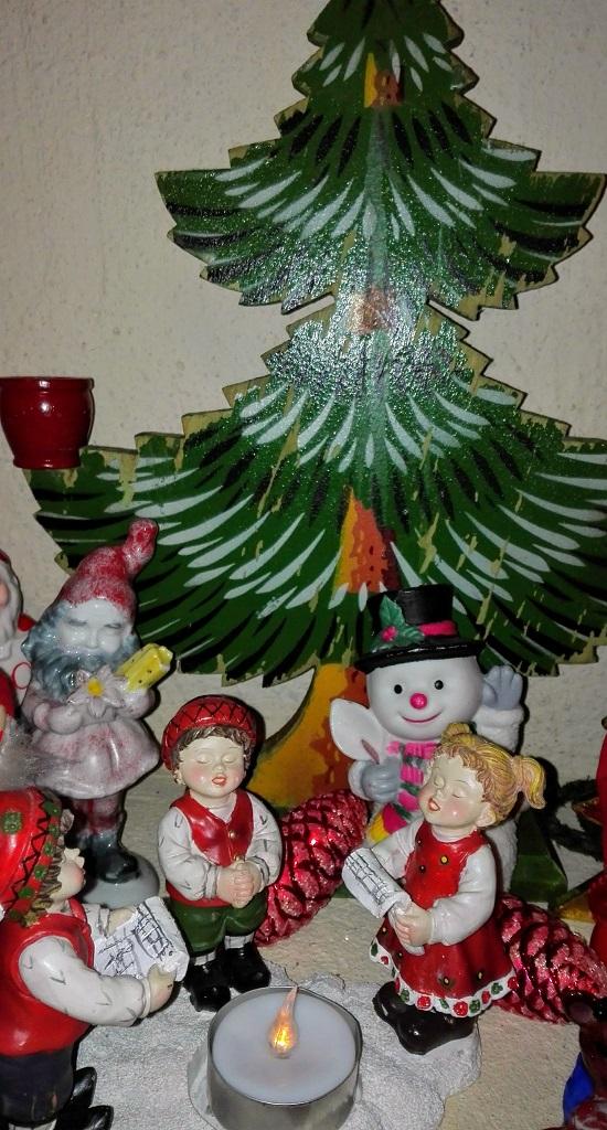 joulukuusi joulukoristeet joulu