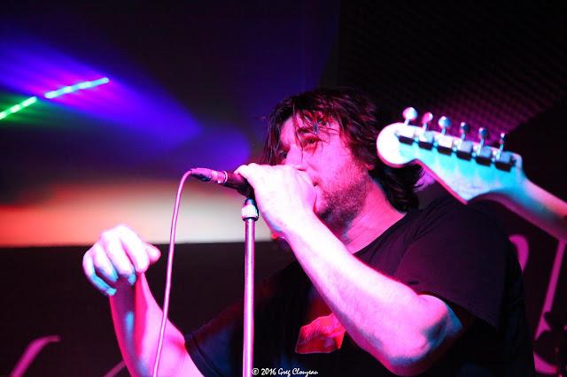 Bastos, le chanteur des MST en concert dans un Pub à Barizon, (C) 2016 Greg Clouzeau