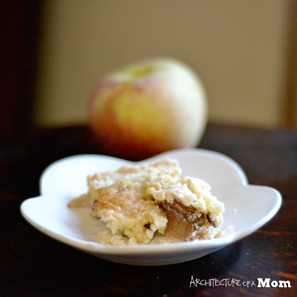 Architecture Of A Mom Fresh Spiced Apple Dump Cake