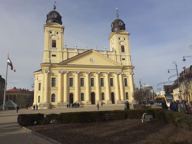 Felfüggesztik az istentiszteleteket Debrecenben
