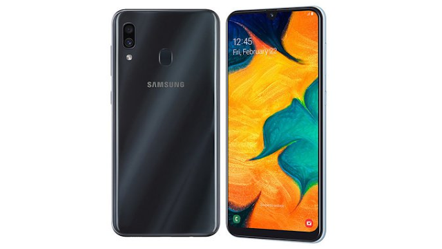 Samsung A30 Price and the difference with the Galaxy A50 photo