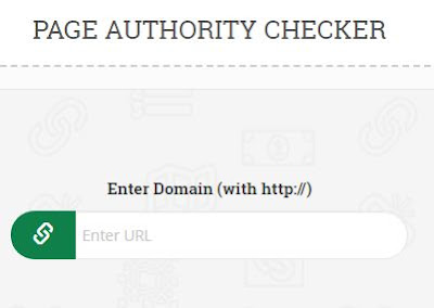 Page Authority Check
