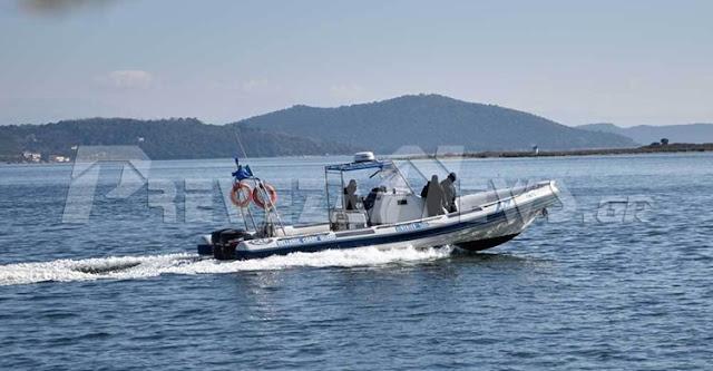 Στην Πρέβεζα πρόκειται να μεταφερθούν τα 13 άτομα τα οποία εντοπίστηκαν σε σκάφος, στην θαλάσσια περιοχή των Παξών, έχοντας σκοπό να φτάσουν Ιταλία.