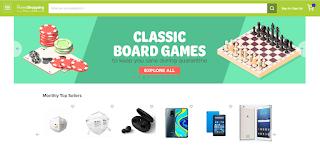 Homeshopping.pk website