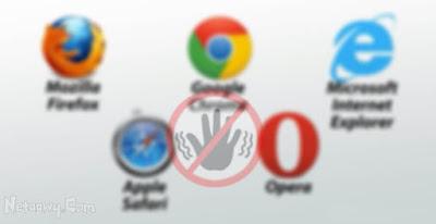 استخدام-متصفحات-إنترنت-آمنة
