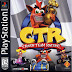 Download game (CTR) Crash Team Racing  PS1 (iso)