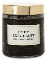 coffee mint exfoliator body
