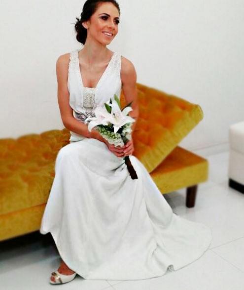Vestido de casamento Ronaldo Esper