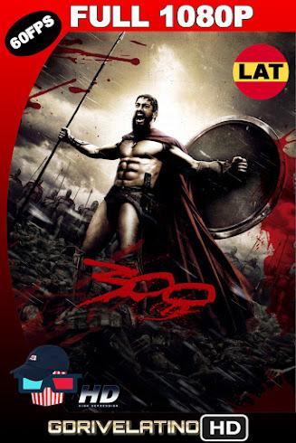 300 (2006) BDRip 1080p (60fps) Latino-Ingles MKV