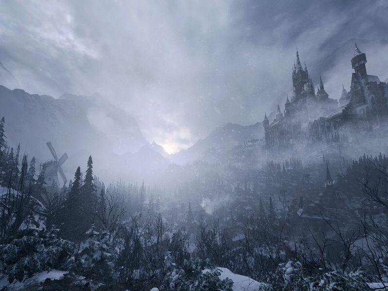 Download Resident Evil Village Free Full Game For PC