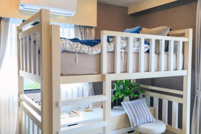نصائح الصيانة والسلامة لسرير بطابقين