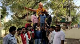 महान स्वतंत्रता सेनानी श्री सुभाष चंद्र बोस की जयंती पर पराक्रम दिवस मनाया