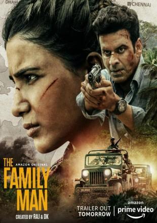 The Family Man 2021 (Season 2) All Episodes HDRip 720p