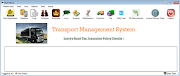Transportation Management System in Vb.net with source code