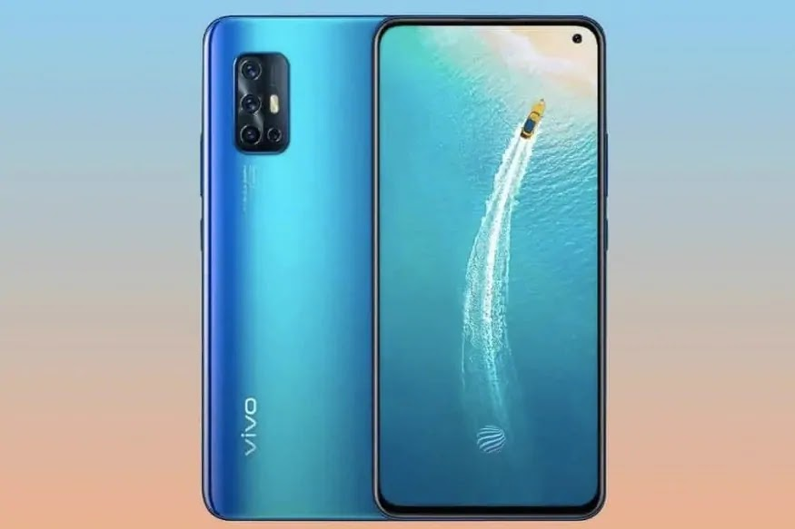 Vivo V19 Neo launched with quad rear camera and hole-punch display, these are all features.