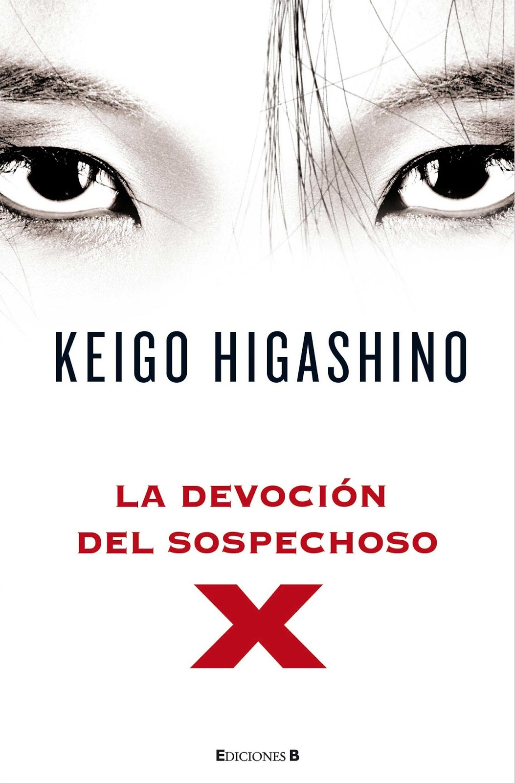 Reseña: La Devoción del Sosprechoso X - Keigo Higashino