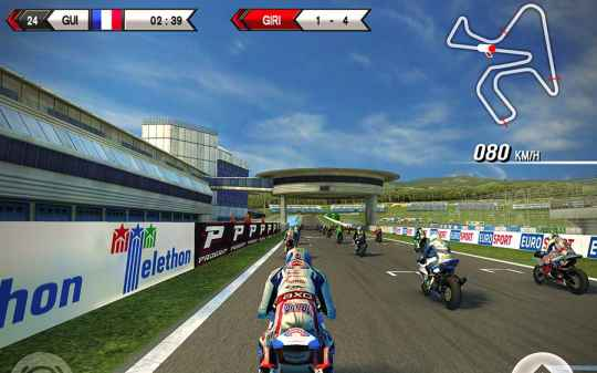 SBK15 Official Mobile MOD APK