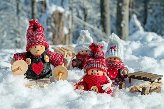 Parent and kid winter bonding activities
