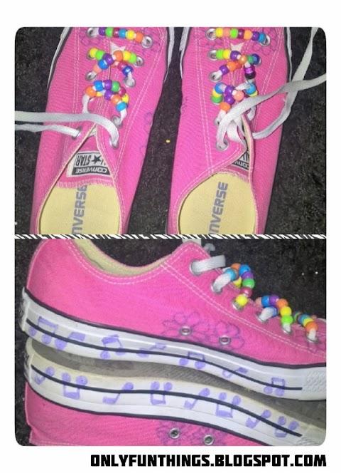 Shoe Makeover!