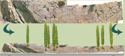 Bosque fósil de Verdeña