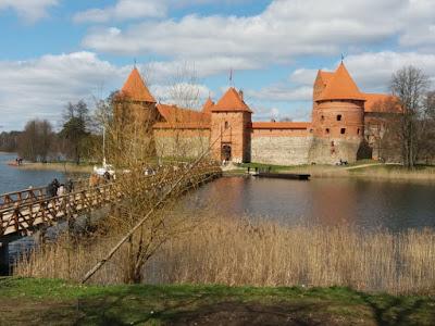 castillo trakai vilna