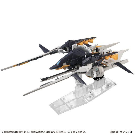 P-Bandai: Mobile Suit Ensemble EX09 RX-124 Gundam TR-6 [Inle]- Release Info - Gundam Kits Collection News and Reviews