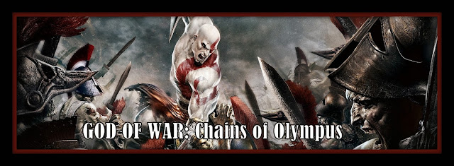 god of war chains of olympus bannière
