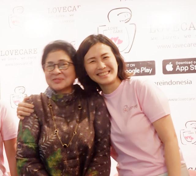 Aplikasi Lovecare tawarkan solusi perawat di rumah