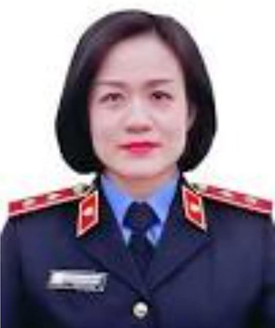Nữ Phó Viện trưởng Nguyễn Hải Trâm sinh năm 1975 thăng tiến như thế nào?