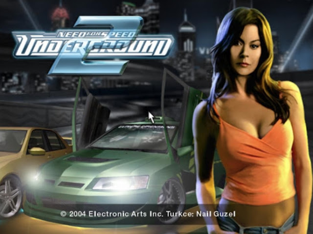 Need for Speed Underground 2 Game Ringan