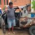 Morador de Ponto Novo na Bahia faz apelo para reformar carro no programa Caldeirão Huck; veja vídeo