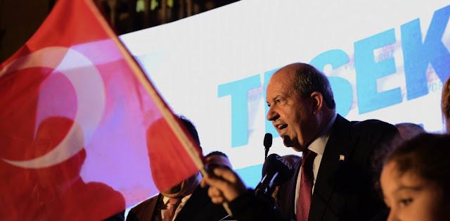 Τατάρ: Είμαι περήφανος που είμαι ο άνθρωπος της Τουρκίας