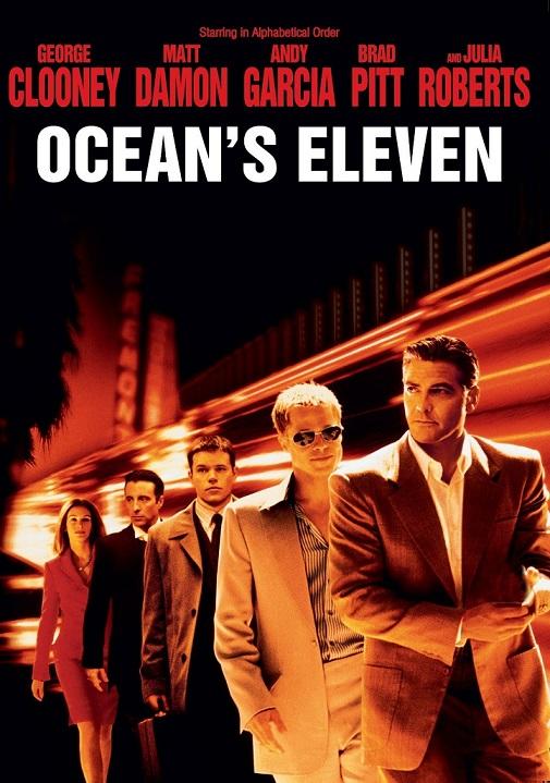 فیلم دوبله : یازده یار اوشن (2001) Ocean's Eleven