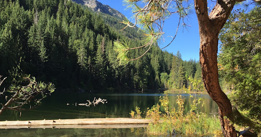Catch-Up Post #1 - A Day of Exploring Around Lake Wenatchee